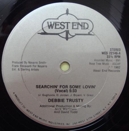 Debbie Trusty Searchin For Some Lovin