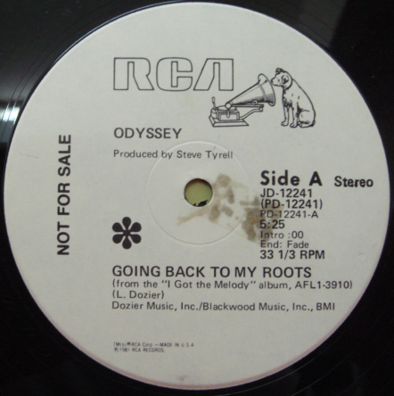 Odyssey - Back To My Roots
