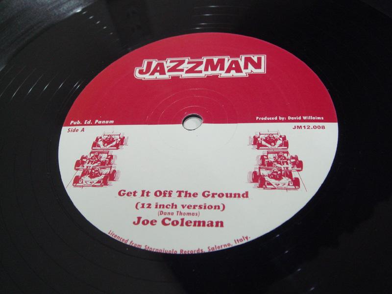 Joe Coleman Get It Off The Ground