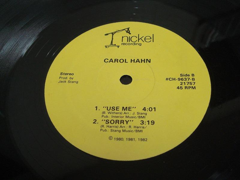 Carol Hahn - Do Your Best