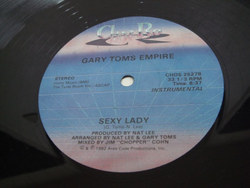 Gary Toms Empire - 7-6-5-4-3-2-1- (Blow Your Whistle)